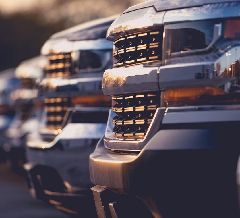 Trucks Dealer Vehicles Stock